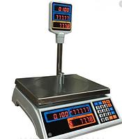 Весы торговые электронные ВТД 6Т2-СВ со стойкой