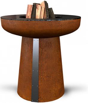 Очаг гриль дровяной Vulcan RG750 SPHERE, фото 2