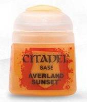 Краска Цитадель Base: Averland Sunset (Citadel Base: Averland Sunset) настольная игра
