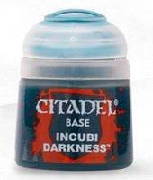 Краска Цитадель Base: Incubi Darkness (Citadel Base: Incubi Darkness) настольная игра