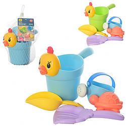Набор детский для песочницы Babyplus, 5 предметов