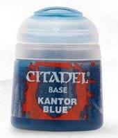 Краска Цитадель Base: Kantor Blue (Citadel Base: Kantor Blue) настольная игра