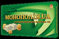 """Дитяча настільна гра Artos Games """"Монополія. UA"""""""