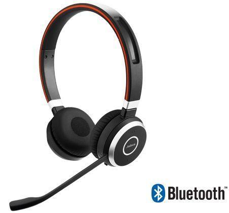 Беспроводная Bluetooth гарнитура Jabra EVOLVE 65 MS Stereo