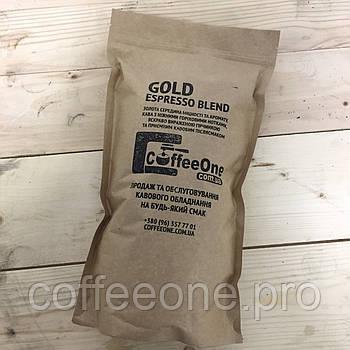 Кофе зерновой CoffeeOne Средняя обжарка 1 кг