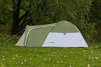 Туристическая Палатка 3-х местная Monsun 3, 3500 мм, клеенные швы, фото 2