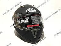 Шлем Jiekai JK-105 черный матовый трансформер, М 57-58 см