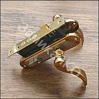 Комплект дверной межкомнатный с сердцевиной PZ никель/золото