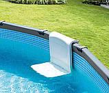 Складывающаяся скамейка для бассейна (пластик), Intex 28053, фото 4