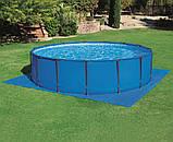 Подстилка для бассейна (тарпаулин) Bestway 58264 (500х300 см.), фото 4