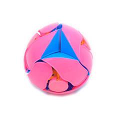 Мяч NH388  трансформер, 3цвета, в кульке, 7-7-7см