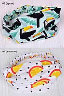198 - Бандана Лето. р.52-54 (5-7лет) и р.54-56 ( от 7 лет и старше), фото 1