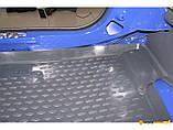 Коврик в багажник  DAEWOO Matiz 2005- хб. (полиуретан), фото 3
