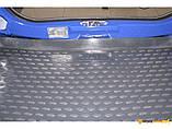 Коврик в багажник  DAEWOO Matiz 2005- хб. (полиуретан), фото 4
