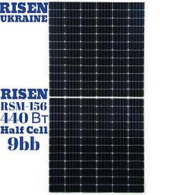Солнечная батарея Risen RSM156-440M-HS/9bb/PR