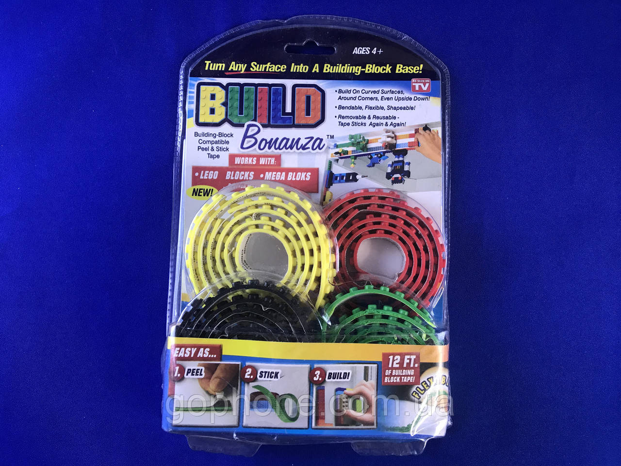 Лента для конструктора Build Bonanza Pro