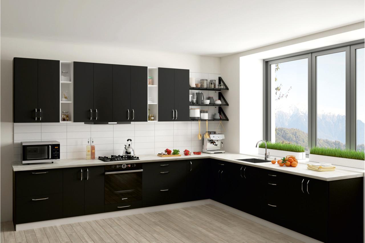 Кухня Соло Феникс