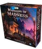 Особняки безумия (второе издание) (англ) (Mansions of Madness (second edition) (eng)) настольная игра