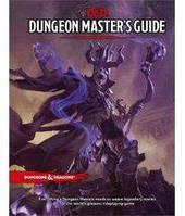 Подземелья и драконы: Книга мастера (Dungeons & Dragons: Master's Guide (5th Edition)) настольная игра