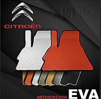 Автоковрики EVA Citroen
