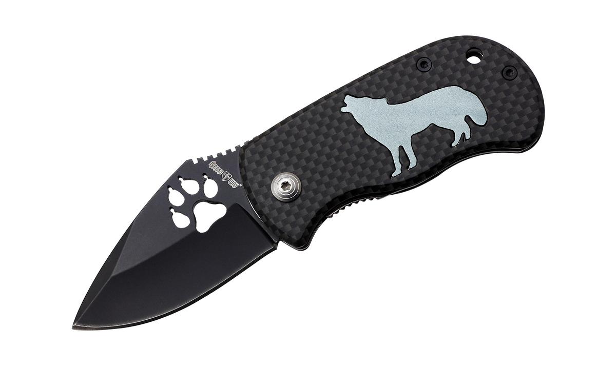 Нож складной 02090