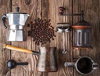 Как и в какой посуде приготовить кофе?
