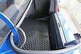 Коврик в багажник  DAEWOO Nexia 1995-2008 2008- сед. (полиуретан), фото 2