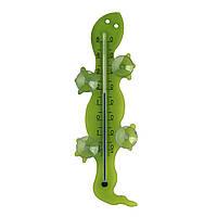 Термометр оконный TFA Gecko на присоске