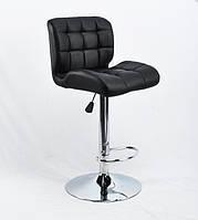 Барный стул Сохо SOHO BAR CH-BASE черный кожзам, стул визажиста