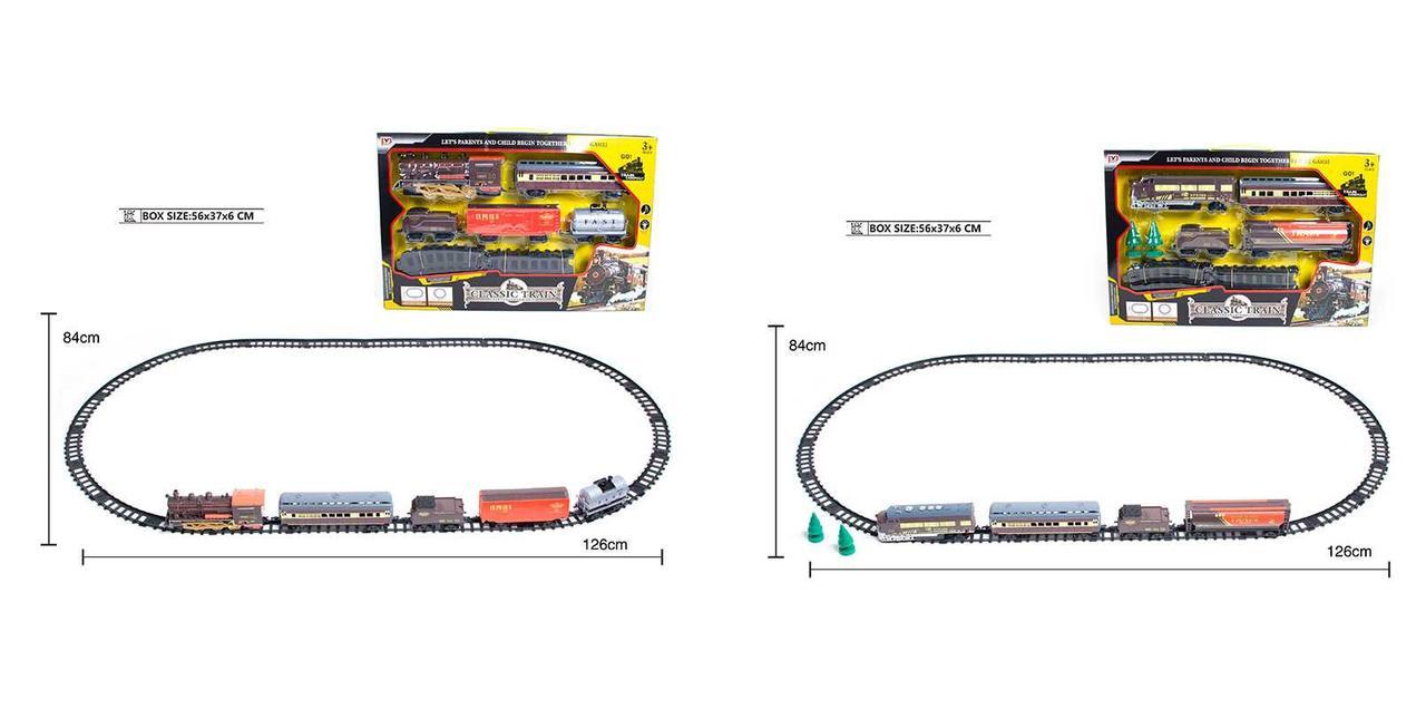 Железная дорога PYM9-92