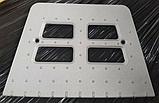 Накладка ступеньки DAF CF накладка подножки ДАФ нижняя, фото 2