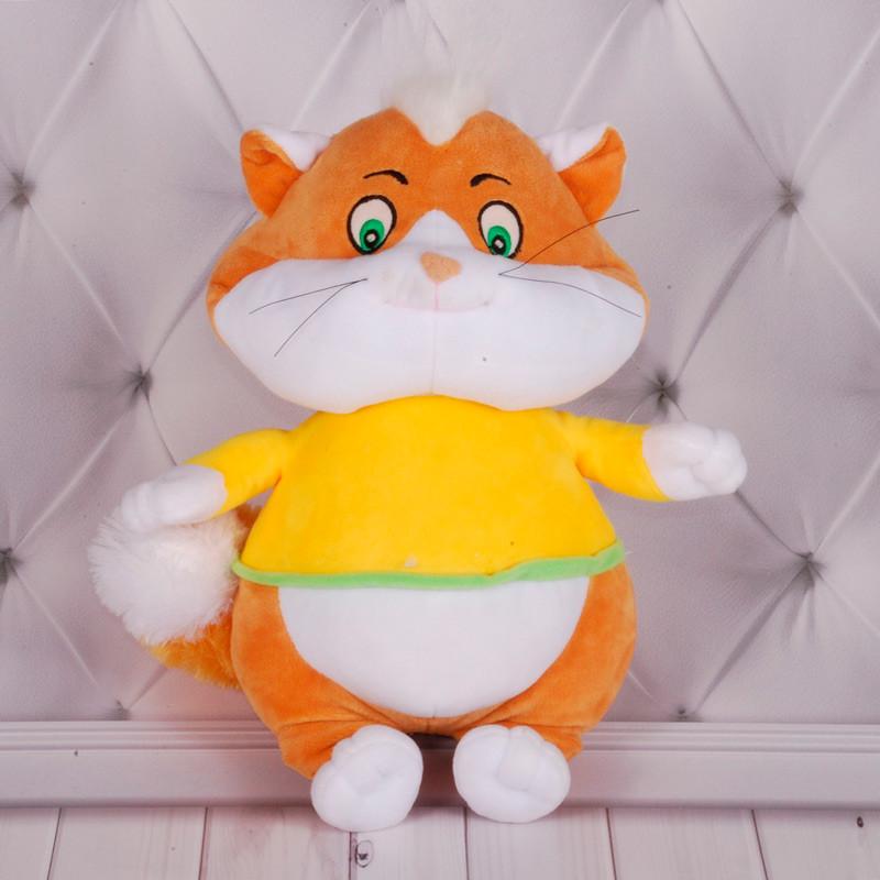 Мягкая игрушка Котенок Фрикаделька из м/ф 44 Котёнка