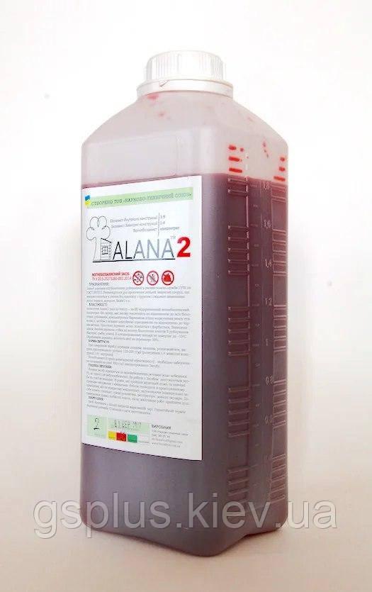 Антисептик для дерева, концентрат Алана-2 1 кг
