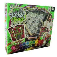 Набор для креативного творчества Dankotoys My Color Bag TOY-38712, КОД: 1279361