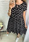 """Жіноча сукня """"Літня"""" від СтильноМодно, фото 3"""