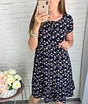 """Жіноча сукня """"Літня"""" від СтильноМодно, фото 4"""