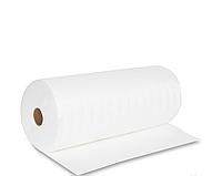 Салфетки одноразовые 20 см х 20 см (100 шт.рулон с перфорацией, структура - сетка)