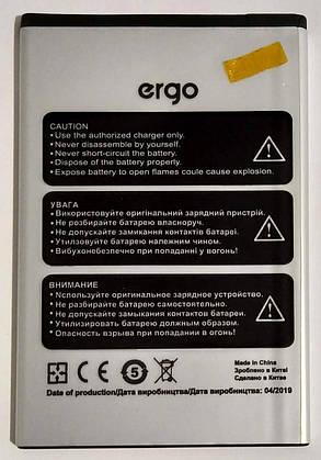 """Акумулятор """"Original"""" для ERGO A502 Aurum 2500mAh, фото 2"""
