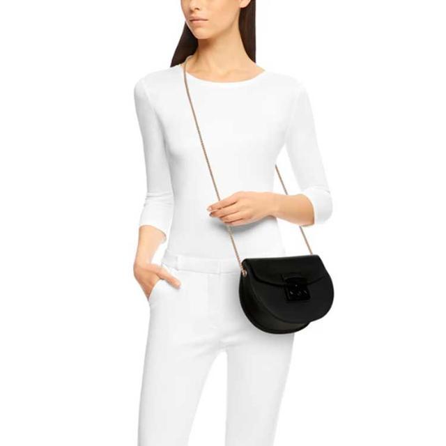 Невелика жіноча сумочка через плече Furla Metropolis
