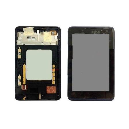 Оригинальный экран, дисплей с тачскрином для планшета Lenovo IdeaTab A3500 A7-50 A7-40 (B070EAN01.4), фото 2