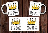 """Чашка """"Big Boss"""" №3"""