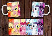 """Чашка """"My little pony"""" №4"""