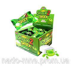 Жвачка Shock 2 Shock - Яблоко (100шт)