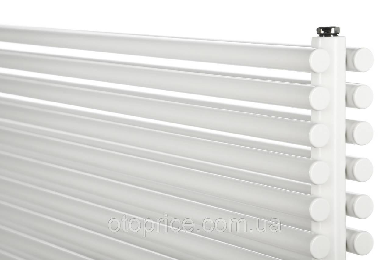 Горизонтальный дизайнерский радиатор Praktikum 2 PH 425*1000 7-9 м.кв.