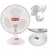 Вентелятор Настільний Rotex RAT01-E, фото 2