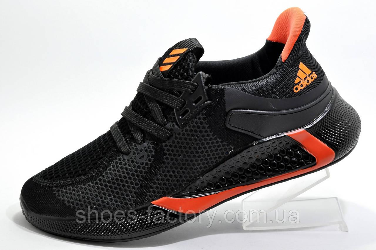 Кроссовки унисекс в стиле AdidasAlphabounce 2020, Black\Orange