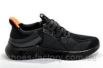 Кроссовки унисекс в стиле AdidasAlphabounce 2020, Black\Orange, фото 2