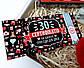 """Сексуальный набор """"Сладких снов"""": маска для сна, шоколад Камасутра, чековая книжка желаний, кубики и наручники, фото 5"""