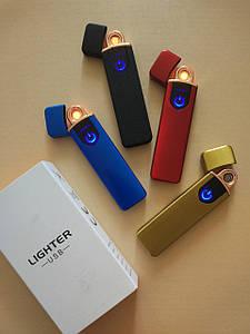 Металлическая USB зажигалка