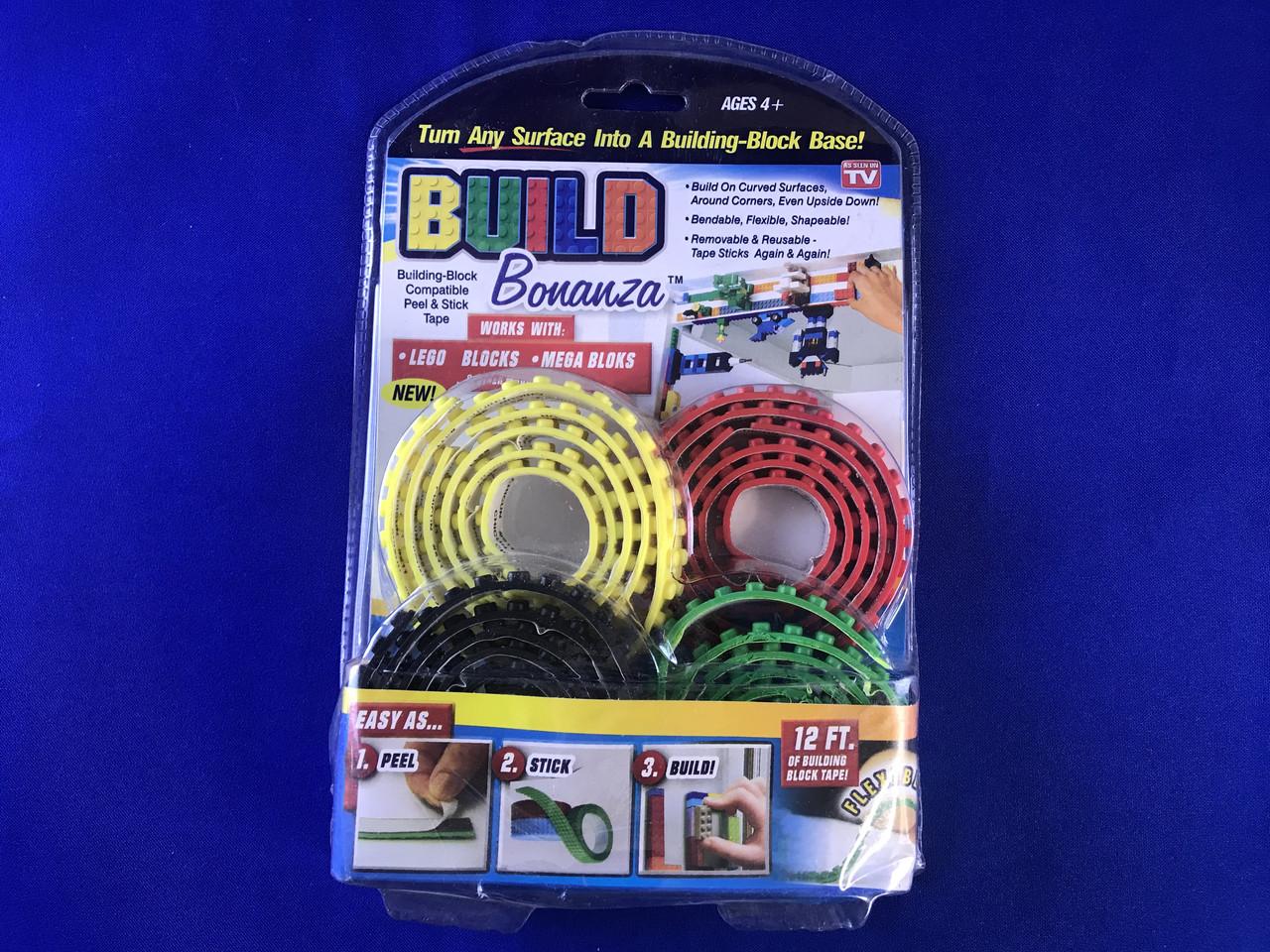 Гибкая конструкторная лента Build Bonanza Pro